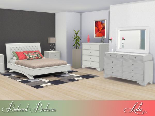 Lulu265 S Belcourt Bedroom