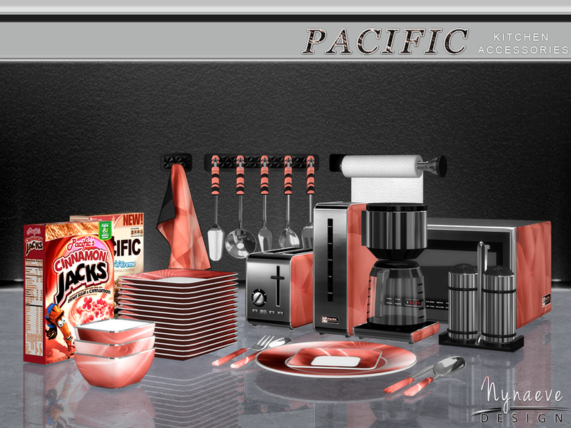 Nynaevedesign S Pacific Heights Kitchen Accessories