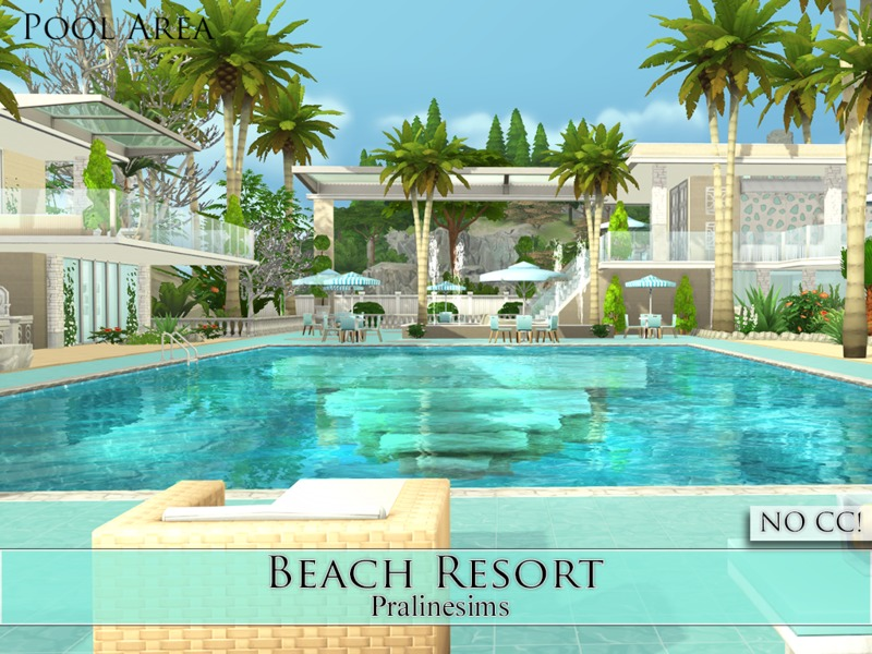 Pralinesims Beach Resort