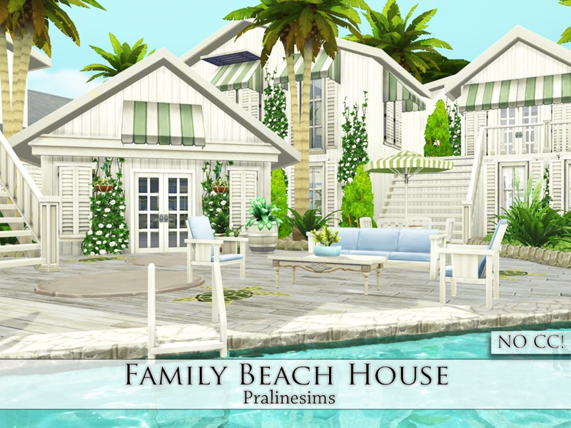 1349282 on Sims 2 Modern Houses