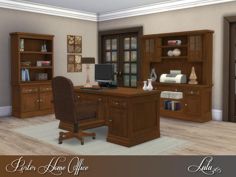 Lulu265 S Porter Home Office