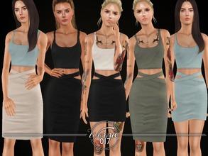Sims 3 Clothing Sets