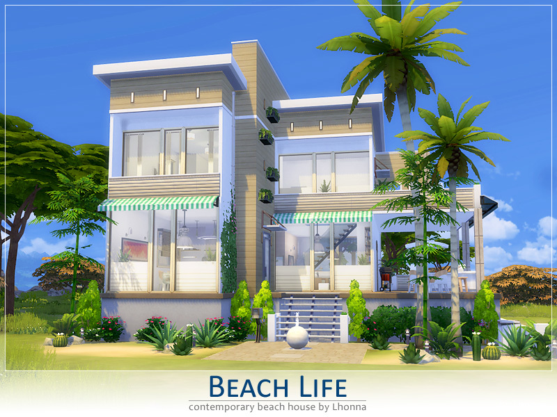 Lhonna 39 s beach life for Beach house 3 free download