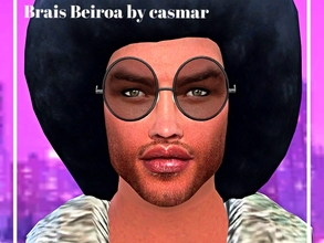 Sims 4 — Brais Beiroa by casmar — Brais Beiroa, a sexy and attractive Sims that will appeal to everyone! It is a musical