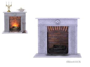 ShinoKCR's Sims 4 Fireplaces