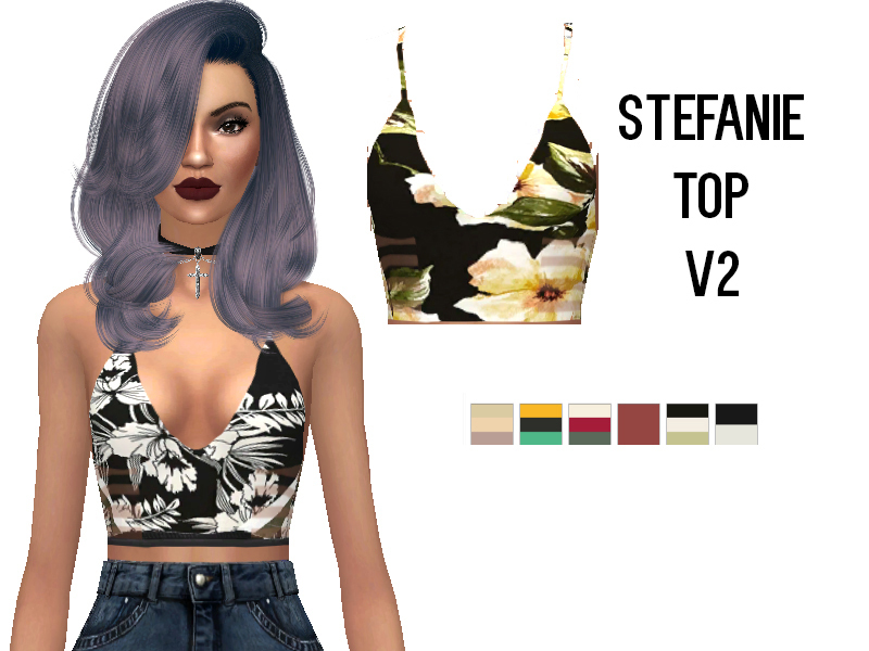Rebellesims' Stefanie Collection (Meshes needed)