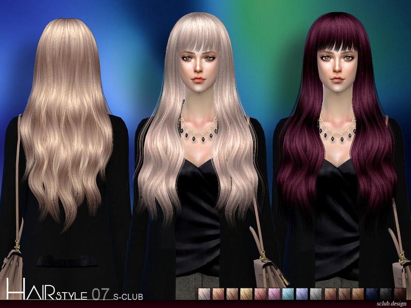 S Club Ts4 Hair N7