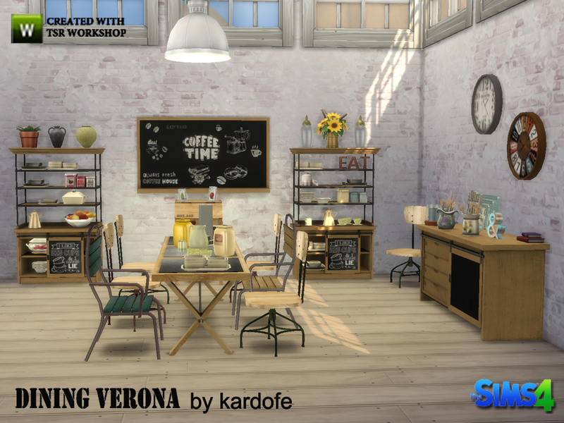 Kardofe Dining Verona