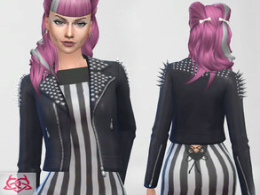 The sims 4 jacket accessories