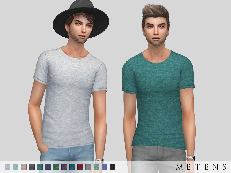 Sims 4 Male Formal - 'shirts'