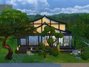Sims 4 Downloads - 'japanese' Mod Style Japanese Home Design on japanese interior design, italian home design, japanese garden design, best home design, japanese house, ranch style architecture design, self-sustaining home design, small space home design, korean home design, american home design, simple interior design, minimalist interface design, asian home design, japanese building design, furniture home design, rustic contemporary home design, traditional home design, french home design, kitchen home design, japanese exterior home design,