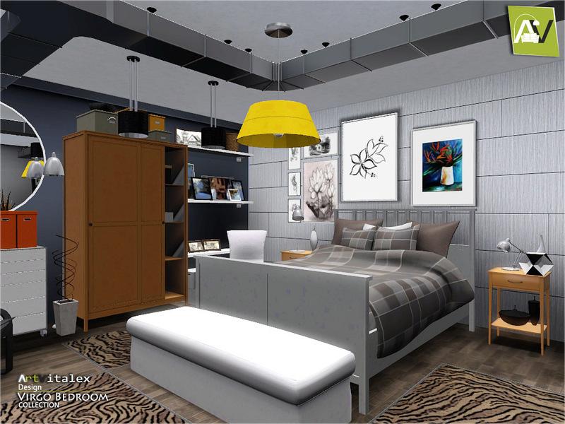 artvitalex 39 s virgo bedroom