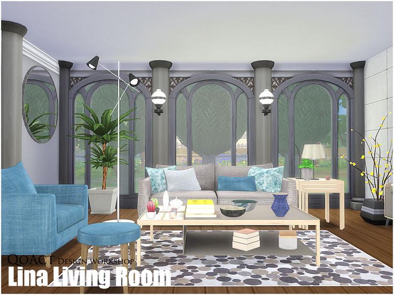 Qoact S Lina Living Room