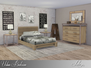 Sims 4 Adult Bedroom Sets - \'urban\'