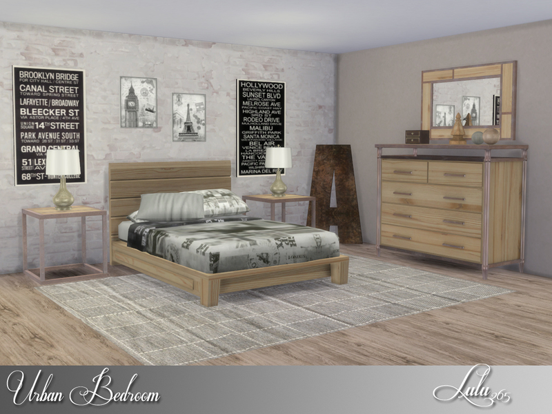 Lulu40's Urban Bedroom Delectable Urban Bedroom