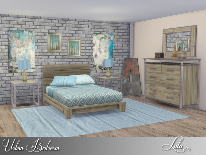 Lulu40's Urban Bedroom Inspiration Urban Bedroom