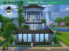 Sims 4 Lots - 'korean'
