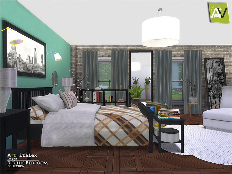 Painting Room Sims  Cc