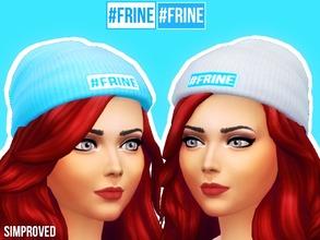 Sims 4 Downloads - 'beanie'
