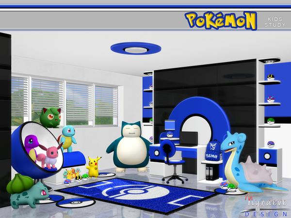 Nynaevedesign S Pokemon Kids Study