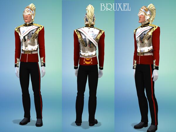 Royal Guard Uniform Bruxel