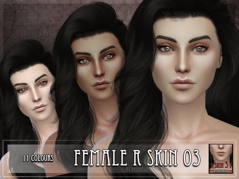 Remussirion S R Skin 3 Female