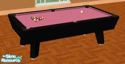 Rebelxgirls Light Pink Pool Table Felt - Pink pool table felt