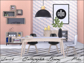 Pilars Sims 4 Dining Room Sets