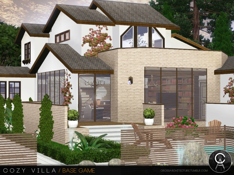 Sims 3 residential lots