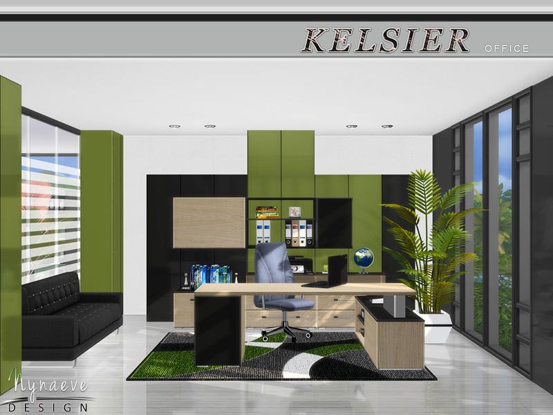 Nynaevedesign S Kelsier Office