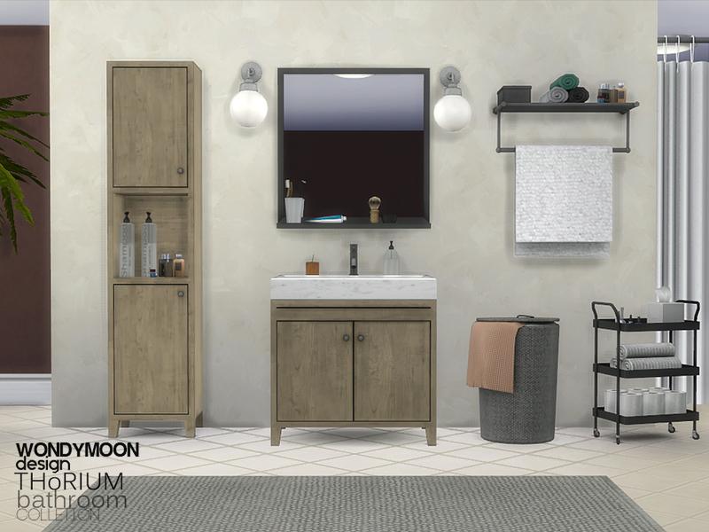 Thorium Bathroom Decorations