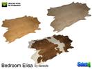 Kardofe Bedroom Elisa Bed