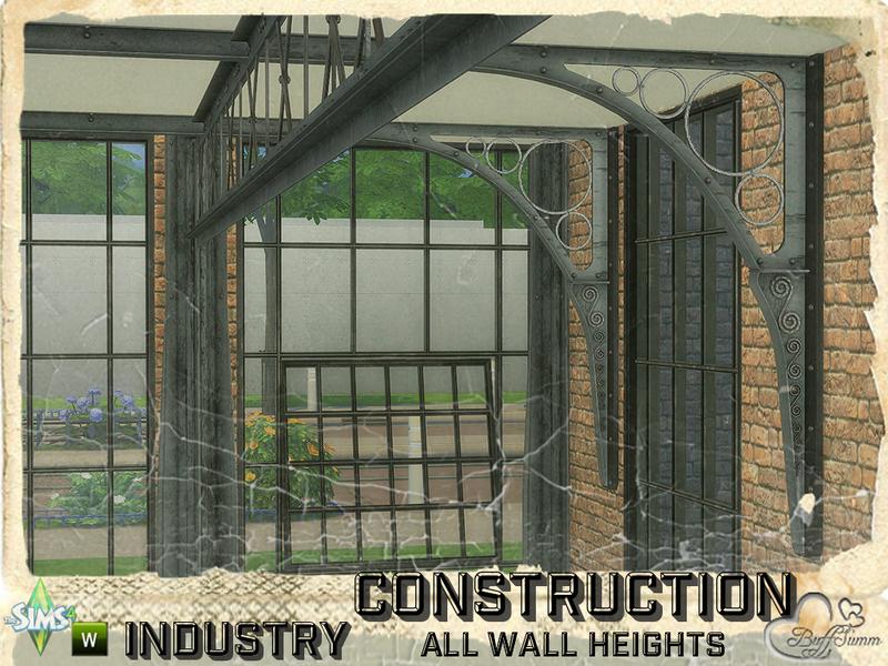 Buffsumm S Industry Construction Beams Amp Fence