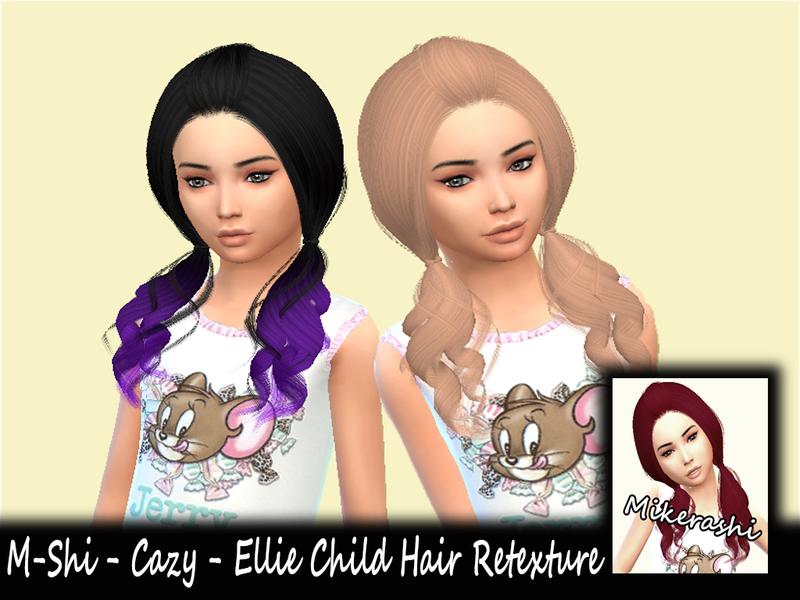 Sims 4 Hair Child