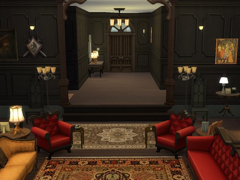 Vampire Diaries Bedroom Decor