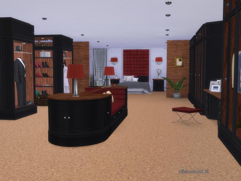 ShinoKCRs Bedroom Closet CliveC - Clive christian bedroom furniture