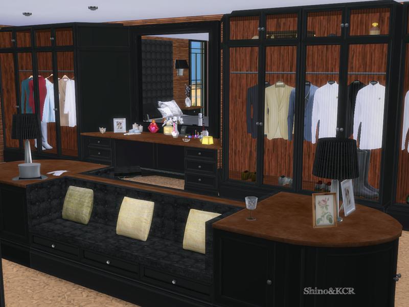 Bedroom Closet CliveC