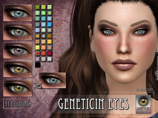 Geneticin Eyes by RemusSirion