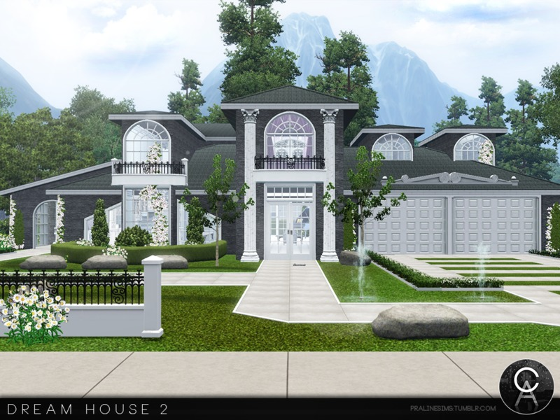 Pralinesims' Dream House 2