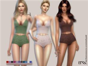 d2e889b64f EsyraM s Sims 4 Female Sleepwear