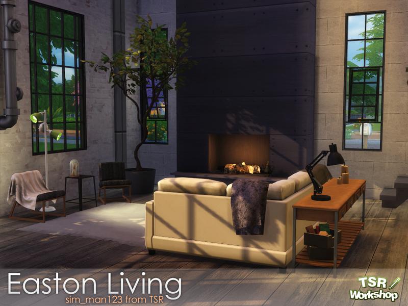 sim_man123\'s Easton Living Room