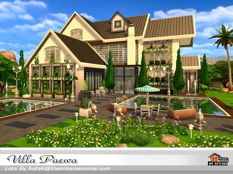 Autaki S Villa Peawa