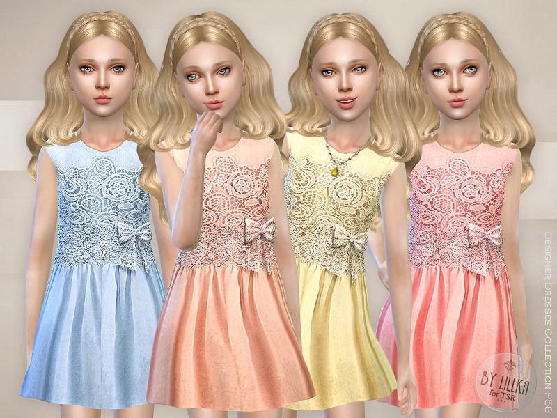 lillka's Designer Dresses Collection P58
