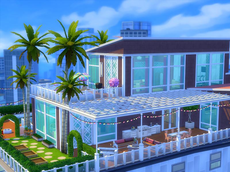 Sharon337 S Luxury Penthouse