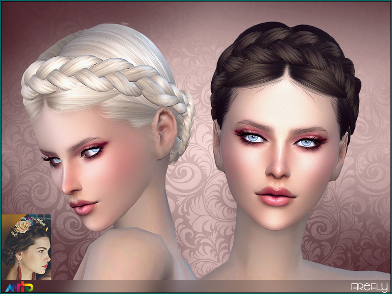 Hairstyles Braids Download: Firefly (Hair