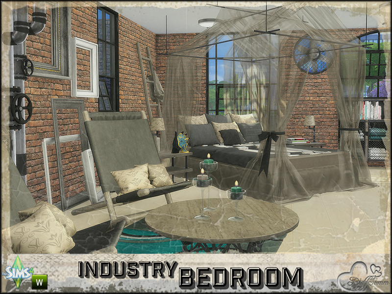 BuffSumm's Bedroom Industry