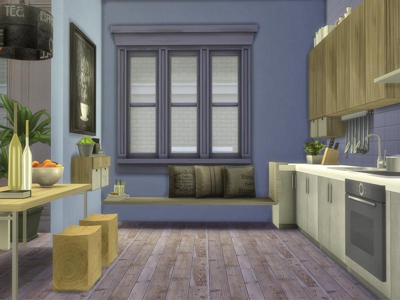 Nikadema My First Apartment Kitchen