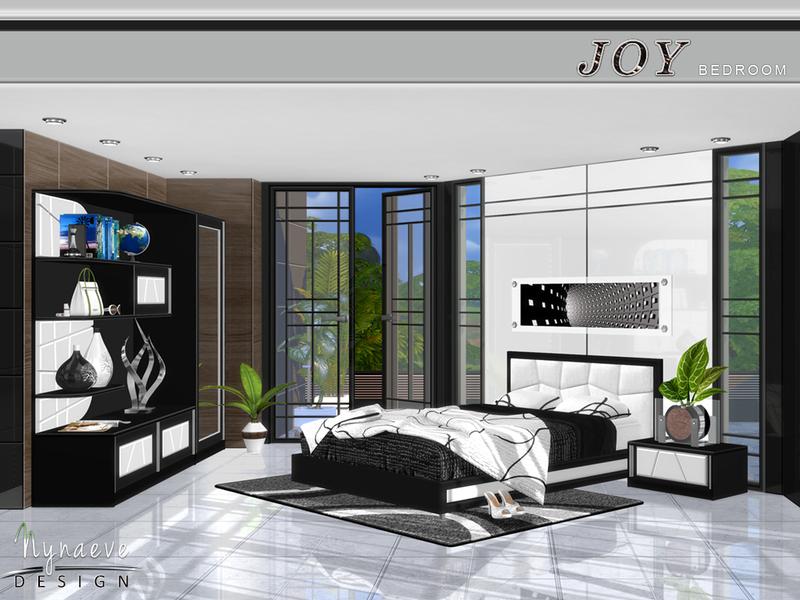 NynaeveDesigns Joy Bedroom