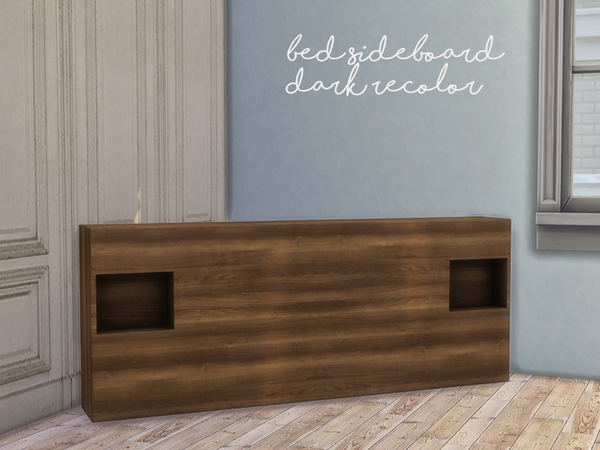 Nikadema my first apartment bed sideboard for Bad sideboard