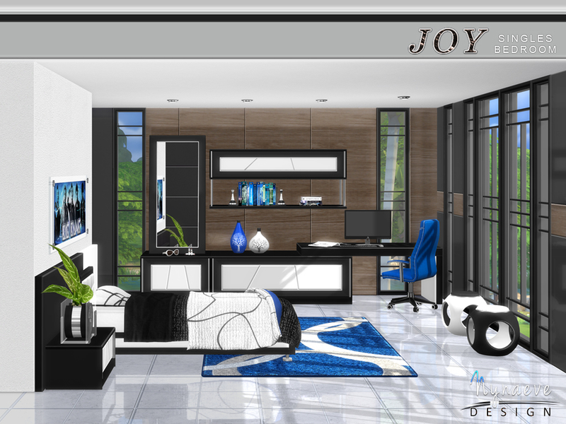 NynaeveDesign\'s Joy Singles Bedroom